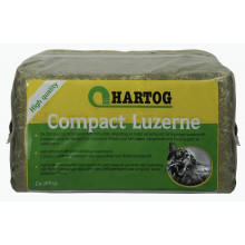 Hartog Compact Luzerne 20kg (voor pluimvee)