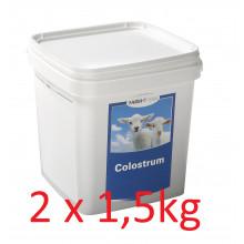 Farm-O-San Colostrum Geit / Schaap (biestvervanger) 2 x 1,5kg