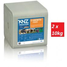 KNZ Liksteen junior Growth (jongveeliksteen) 2x10kg