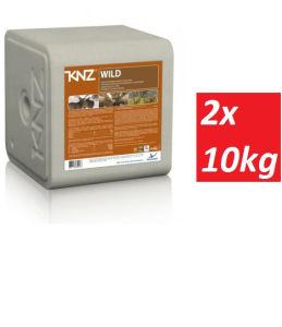 KNZ Wild Liksteen 2x10kg
