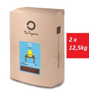 Bio Kuikenopgroeimix 2x12,5kg