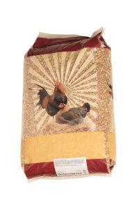Scharrelgraan [gemengd graan met gebroken mais en zonnepitten] 20kg